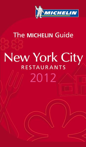 Michelin New York City 2012 | Dodax.at