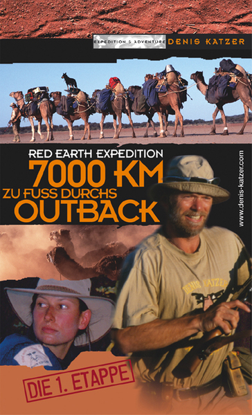 Red Earth Expedition   Dodax.at