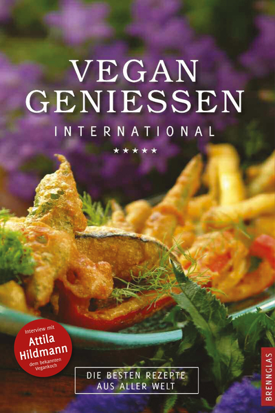 Vegan geniessen International | Dodax.ch