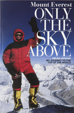 Mount Everst - Only the sky above | Dodax.at
