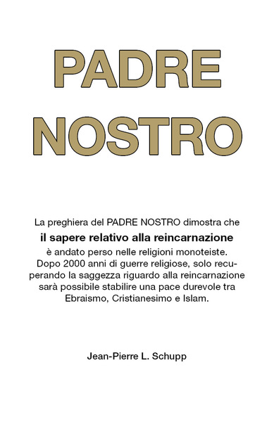 PADRE NOSTRO | Dodax.co.uk