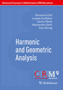 Harmonic and Geometric Analysis | Dodax.pl