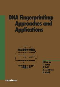 DNA Fingerprinting: Approaches and Applications | Dodax.ch