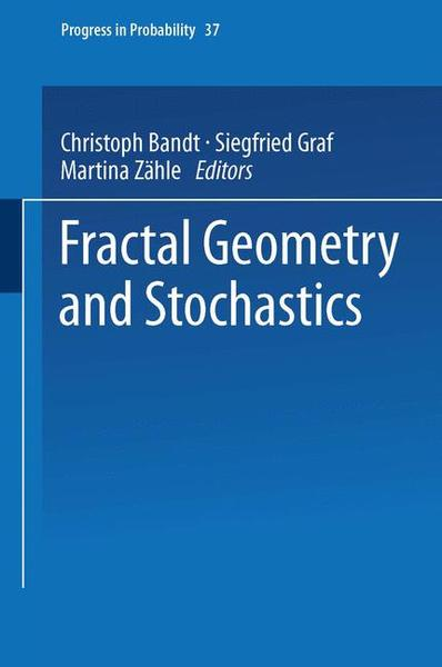 Fractal Geometry and Stochastics | Dodax.pl