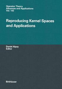 Reproducing Kernel Spaces and Applications | Dodax.pl