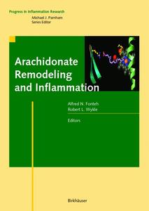 Arachidonate Remodeling and Inflammation | Dodax.pl