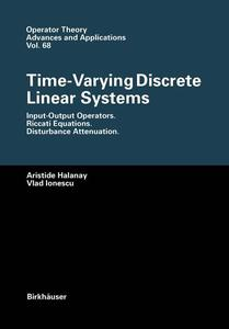 Time-Varying Discrete Linear Systems | Dodax.de