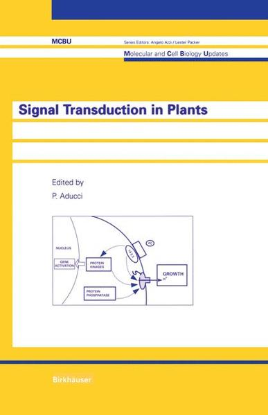 Signal Transduction in Plants | Dodax.ch