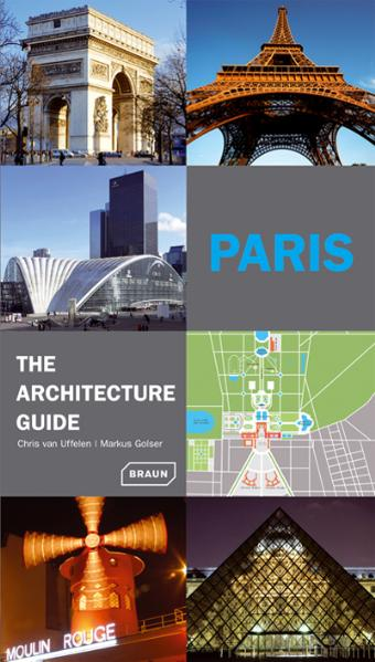 Paris, The Architecture Guide | Dodax.ch