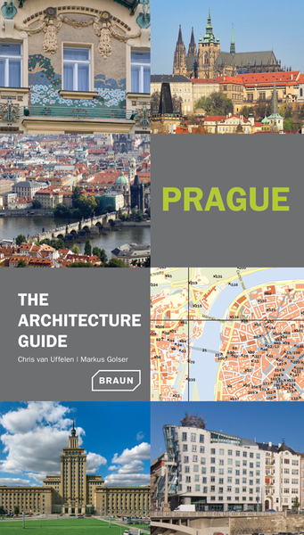 Prague - The Architecture Guide   Dodax.ch
