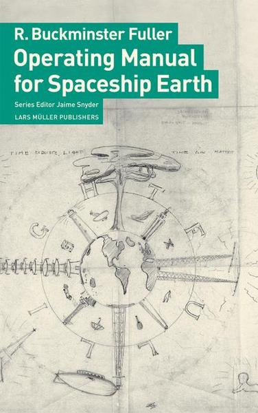 Operating Manual for Spaceship Earth | Dodax.pl