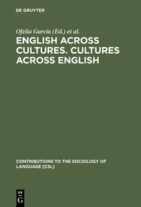English across Cultures, Cultures across English | Dodax.at
