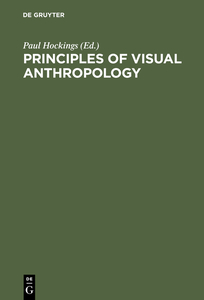 Principles of Visual Anthropology | Dodax.ch