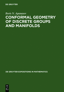 Conformal Geometry of Discrete Groups and Manifolds | Dodax.pl