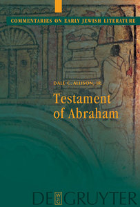 Testament of Abraham | Dodax.at