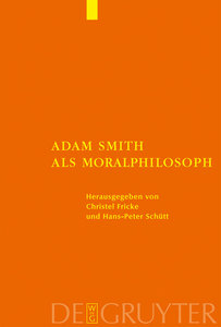 Adam Smith als Moralphilosoph | Dodax.ch