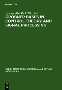 Gröbner Bases in Control Theory and Signal Processing | Dodax.ch