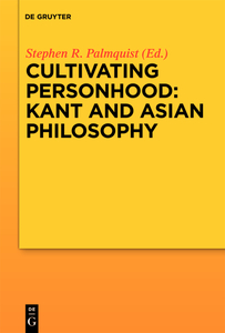 Cultivating Personhood: Kant and Asian Philosophy   Dodax.ch