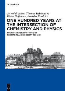 One Hundred Years at the Intersection of Chemistry and Physics   Dodax.ch