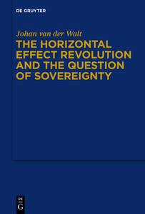 The Horizontal Effect Revolution and the Question of Sovereignty | Dodax.ch