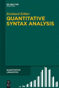 Quantitative Syntax Analysis | Dodax.de