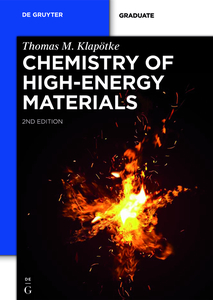 Chemistry of High-Energy Materials | Dodax.ch