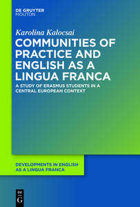 Communities of Practice and English as a Lingua Franca | Dodax.ch