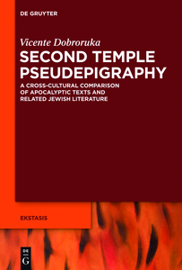 Second Temple Pseudepigraphy | Dodax.ch