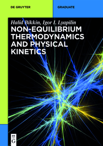 Non-equilibrium thermodynamics and physical kinetics | Dodax.pl