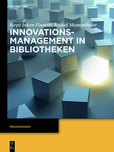 Innovationsmanagement in Bibliotheken | Dodax.pl