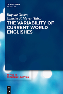 The Variability of Current World Englishes | Dodax.ch