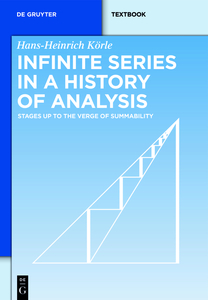 Infinite Series in a History of Analysis | Dodax.pl