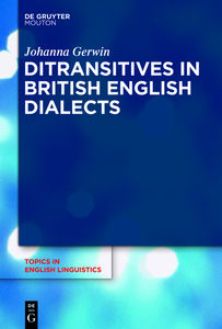 Ditransitives in British English Dialects | Dodax.ch