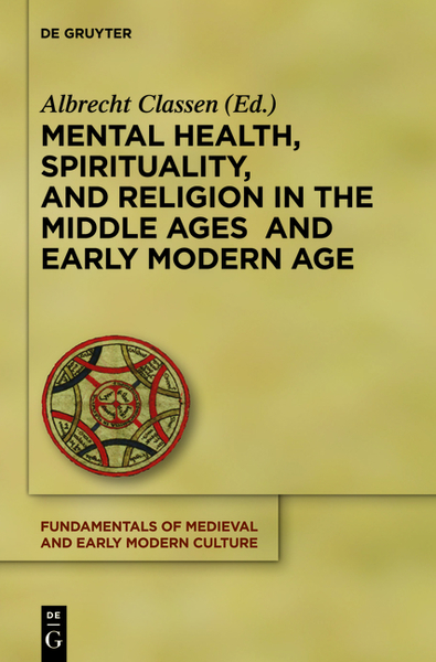 Mental Health, Spirituality, and Religion in the Middle Ages and Early Modern Age   Dodax.de