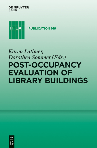 Post-occupancy evaluation of library buildings | Dodax.pl