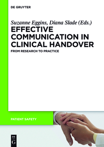 Effective Communication in Clinical Handover   Dodax.pl