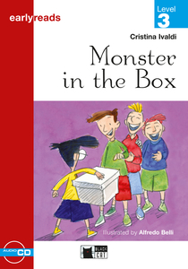 Monster in the Box, w. Audio-CD | Dodax.at