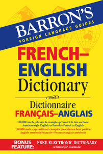 Barron's French-English Dictionary | Dodax.ch