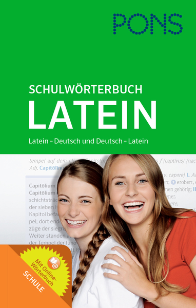 PONS Schulwörterbuch Latein | Dodax.at