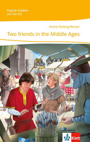 Two friends in the Middle Ages, m. Audio-CD | Dodax.at