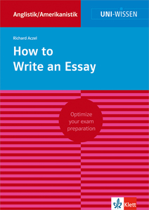How to Write an Essay | Dodax.at