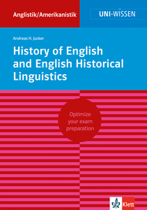 History of English and English Historical Linguistics | Dodax.ch