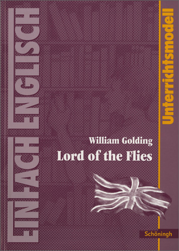 William Golding: Lord of the Flies | Dodax.at