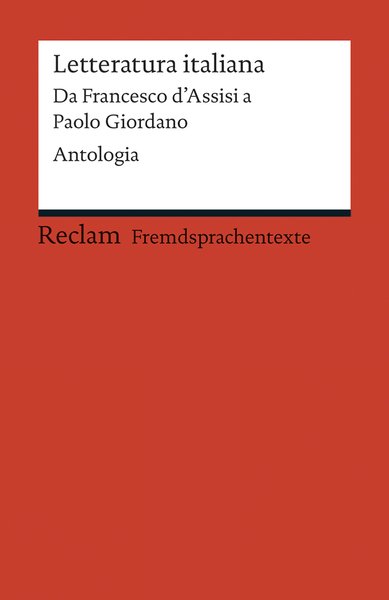 Letteratura italiana | Dodax.at