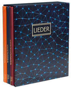 Lieder, 3 Bde. + 3 Audio-CDs | Dodax.de