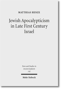 Jewish Apocalypticism in Late First Century Israel | Dodax.de
