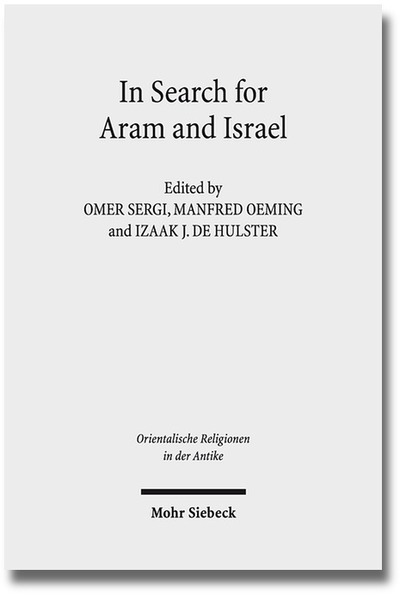 In Search for Aram and Israel | Dodax.ch