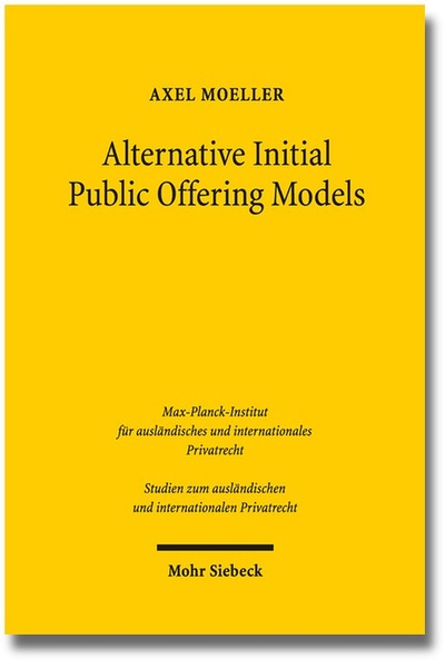 Alternative Initial Public Offering Models | Dodax.de