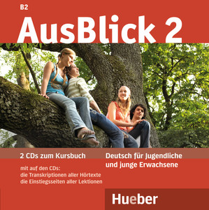 2 Audio-CDs zum Kursbuch | Dodax.at
