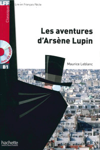 Les aventures d'Arsène Lupin, m. Audio-CD | Dodax.at